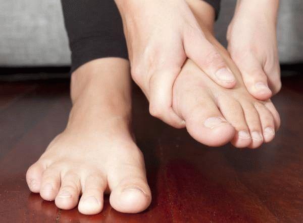 Особенности проведения массажа при плоскостопии