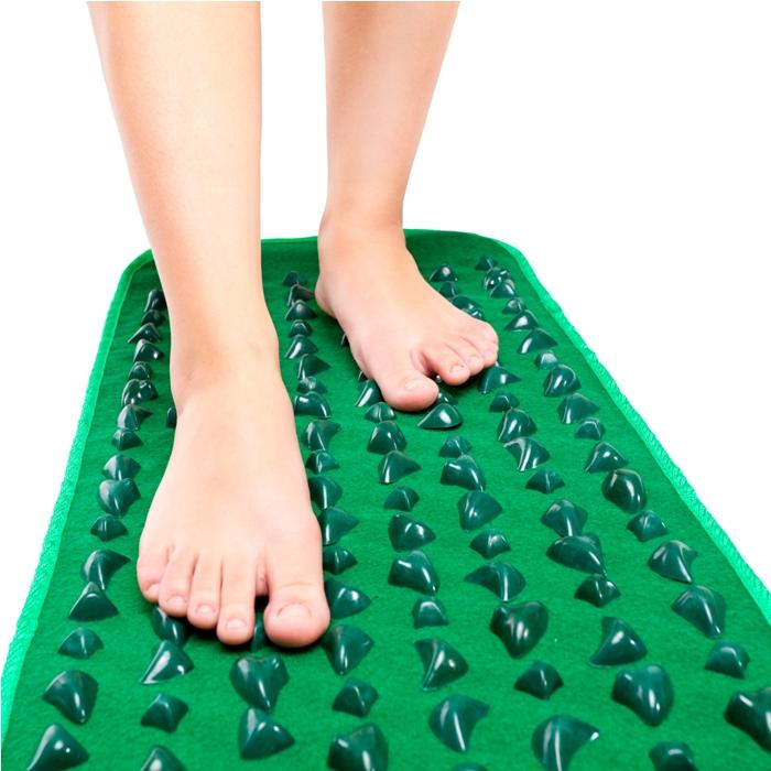 Техника выполнения самомассажа ног