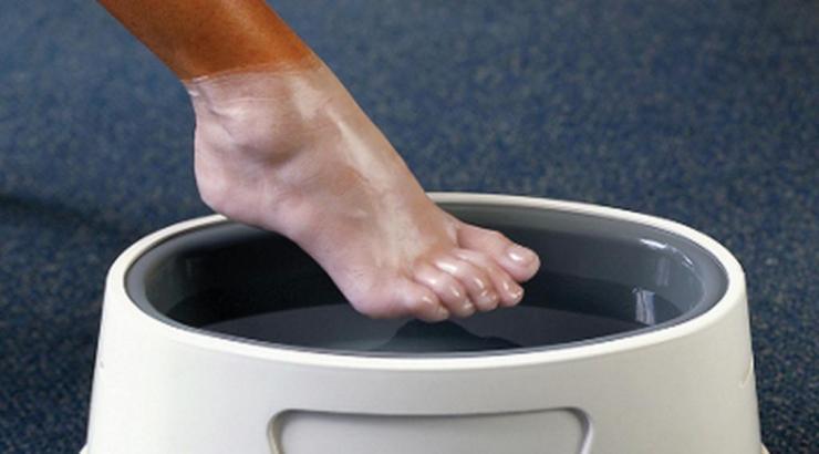 Домашняя парафинотерапия для ног