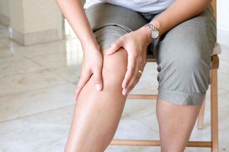 Анкилоз коленного, голеностопного и тазобедренного сустава
