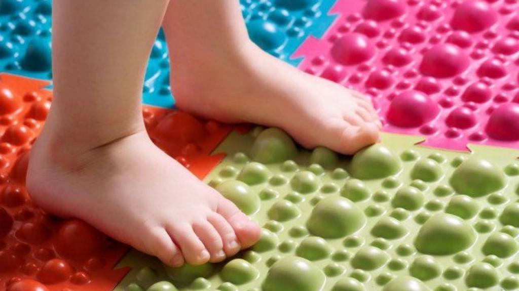 коврик от плоскостопия для детей