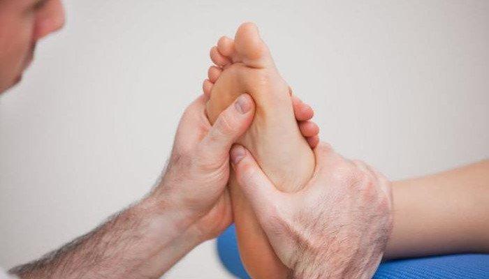 Как снять боль при плоскостопии?