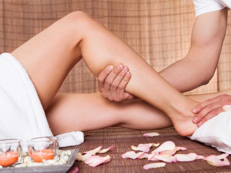 Как лечить склероз сосудов ног?