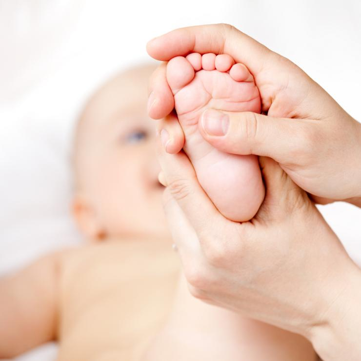 Причины и лечение вальгусных стоп у ребенка