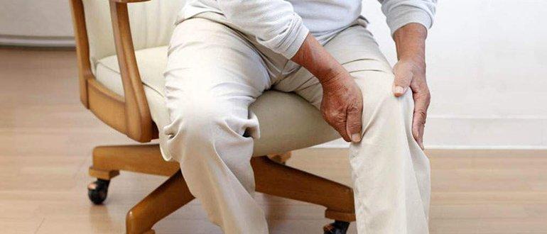 Остеохондроз ног: причины, симптомы, лечение