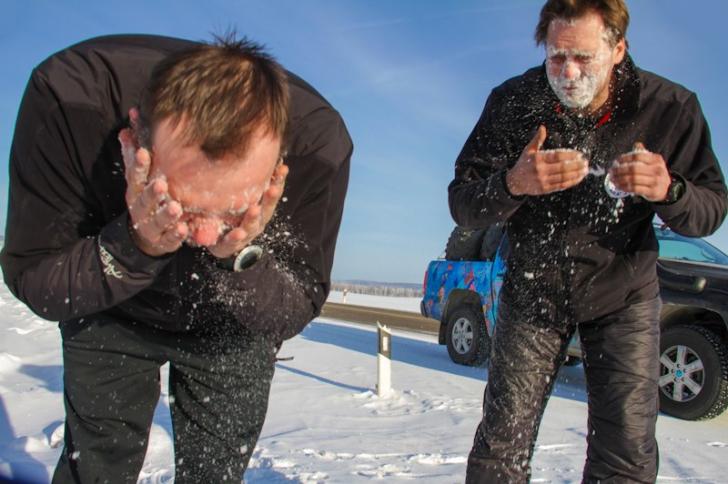 Первая помощь при обморожении нижних конечностей