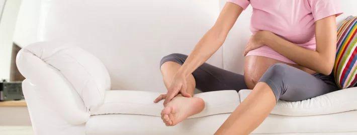Что делать, если при беременности болят ноги?