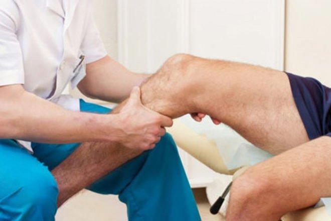 Виды и методы терапии препателлярного бурсита