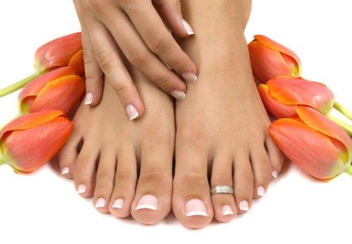 Причины неприятного запаха из-под ногтей на ногах