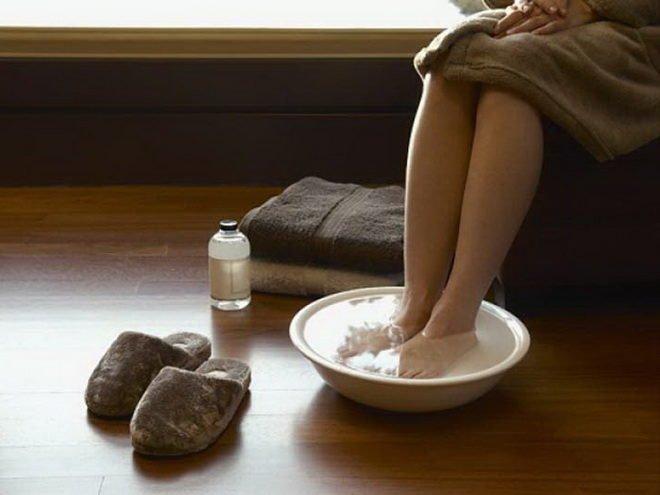 Рецепты ванночек для ног при подагре