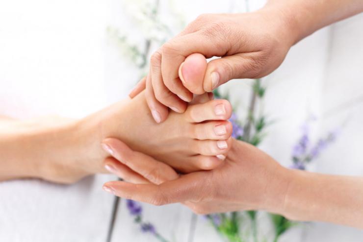 Виды дистрофии ногтей больших пальцев ног