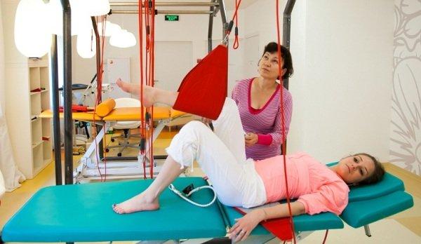 Реабилитация после перелома костей ног