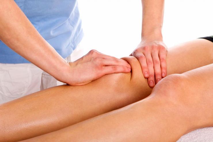 Виды и терапия повреждений связок коленного сустава