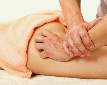 Техника проведения массажа внутренней поверхности бедра