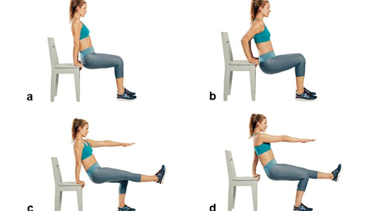 Комплекс упражнений для лечения атеросклероза сосудов ног
