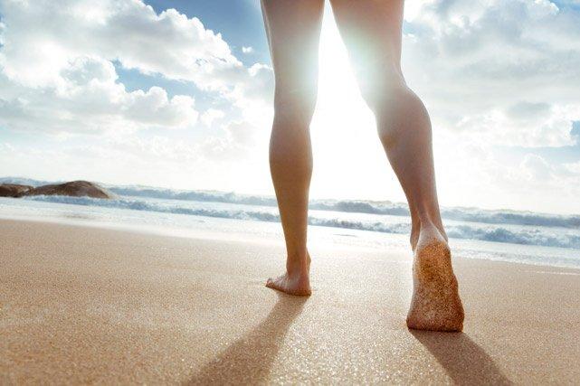 Красивые и стройные ножки домашних условиях
