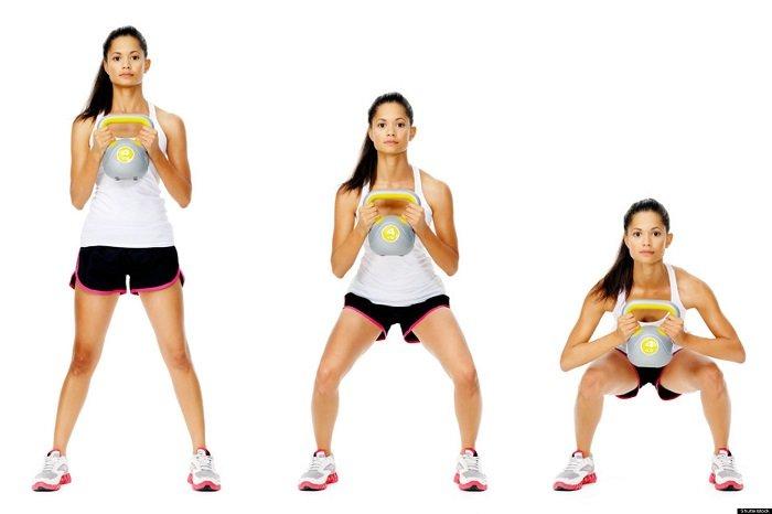 Упражнения для укрепления мышц ног в домашних условиях
