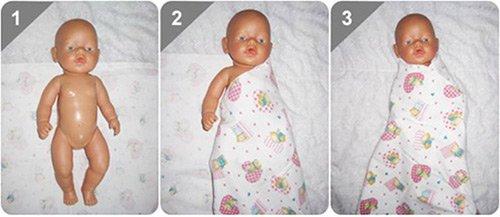 Польза широкого пеленания новорожденных при врожденной дисплазии ТБС