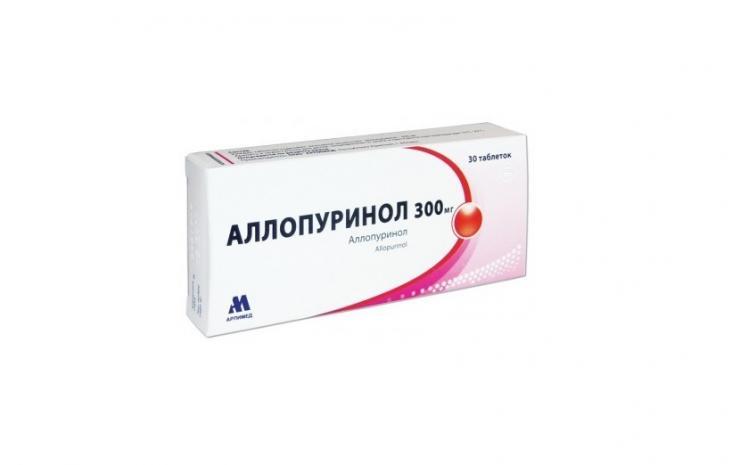 Особенности применения Аллопуринола при подагре