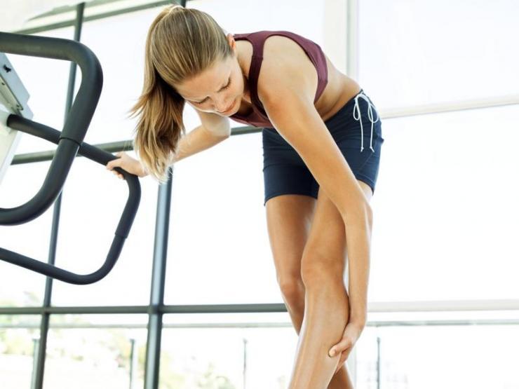 Признаки и терапия воспаления коленных связок