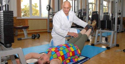 Комплекс упражнений при артрозе по Бубновскому