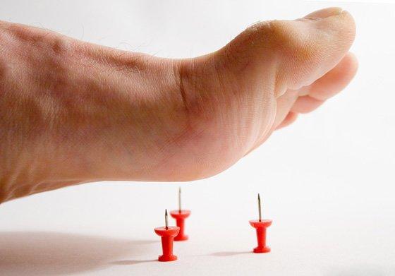 Памятка по уходу за ногами при сахарном диабете