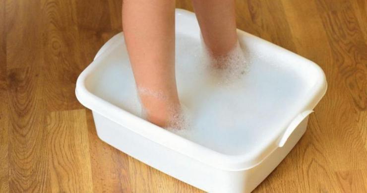 Устранение мозолей и натоптышей на ногах у ребенка
