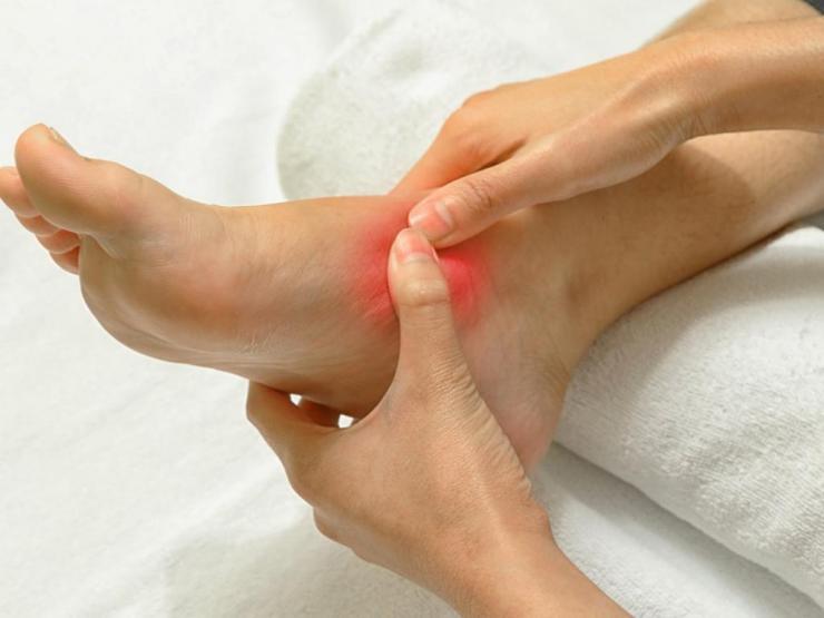 Признаки и методы лечения остеопороза стопы