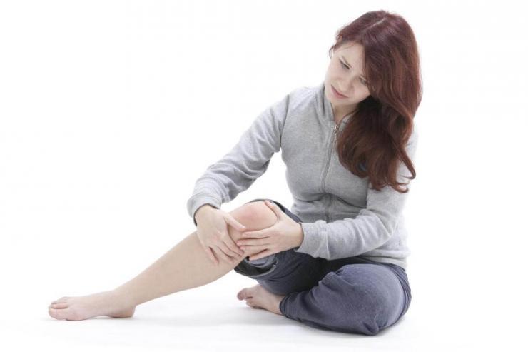 Сущность и лечение гигромы на ноге