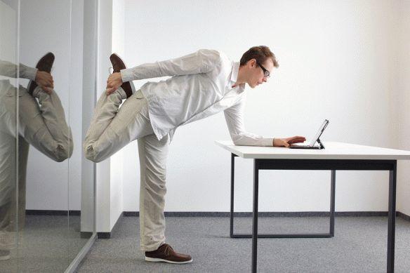 Упражнения для ног после стоячей работы