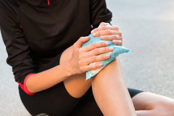 Виды травм икроножной мышцы и связок