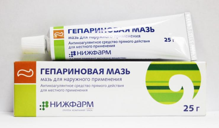 Наружные препараты для снятия отеков ног