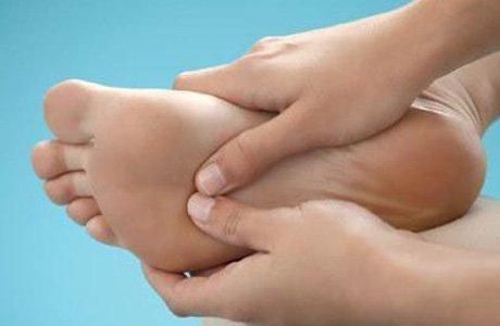 Лечение синдрома диабетической стопы