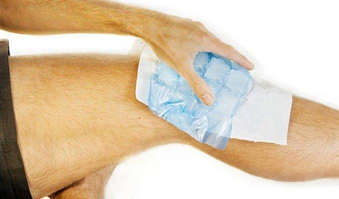Топографическая анатомия колена и приводящего канала бедра