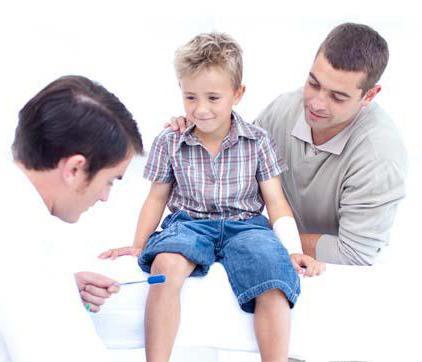 Причины болей в ногах у детей