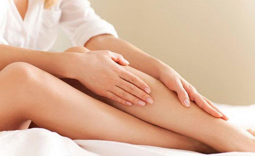 Лечение суставов ног фольгой