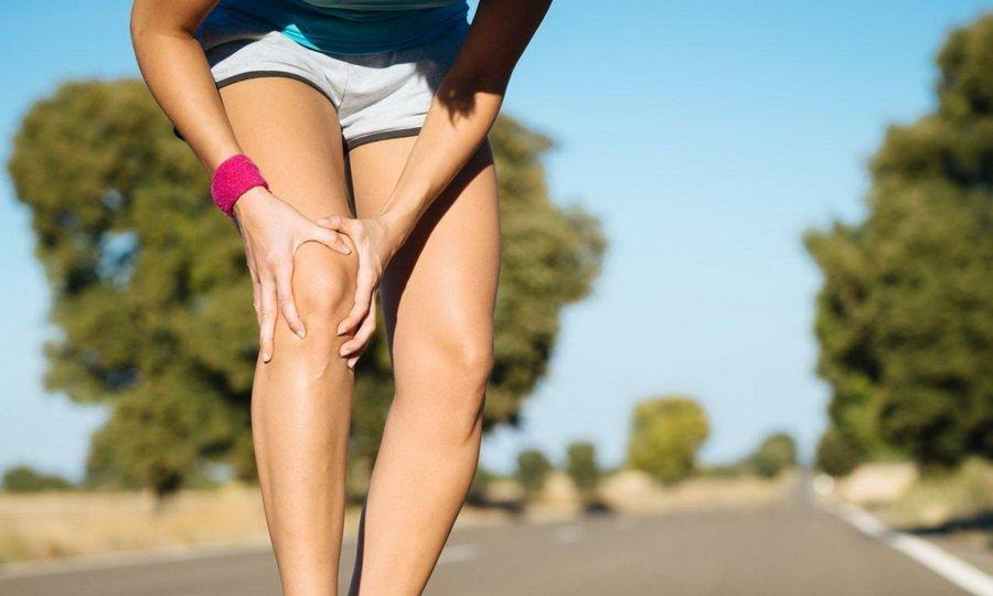 Почему после бега болят колени?