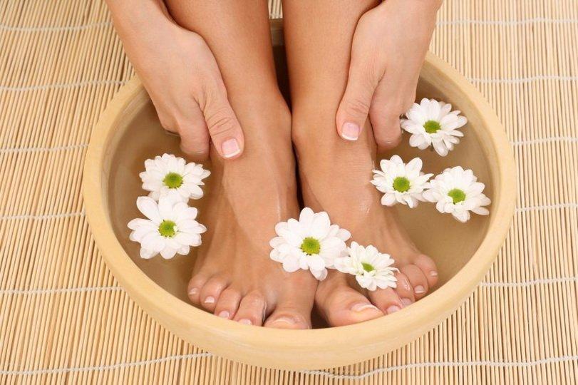 Как снять боль и усталость в ногах?