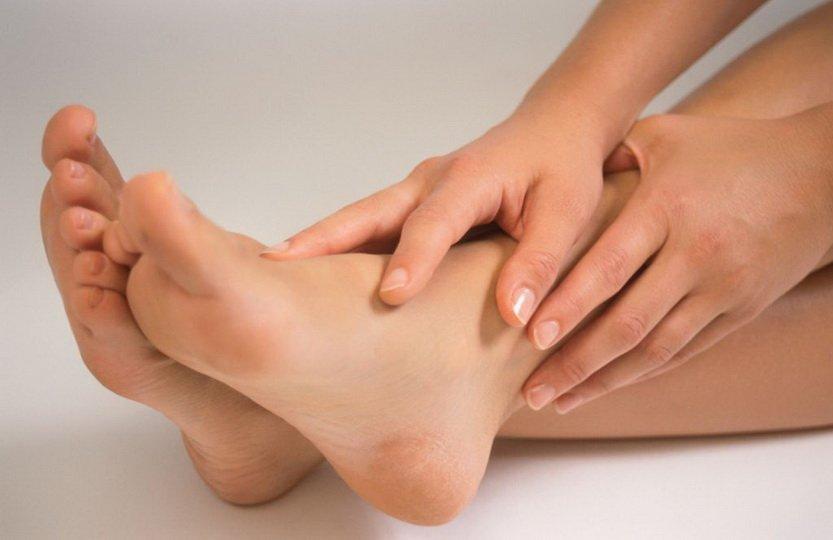 Что делать при мозолях на ногах?