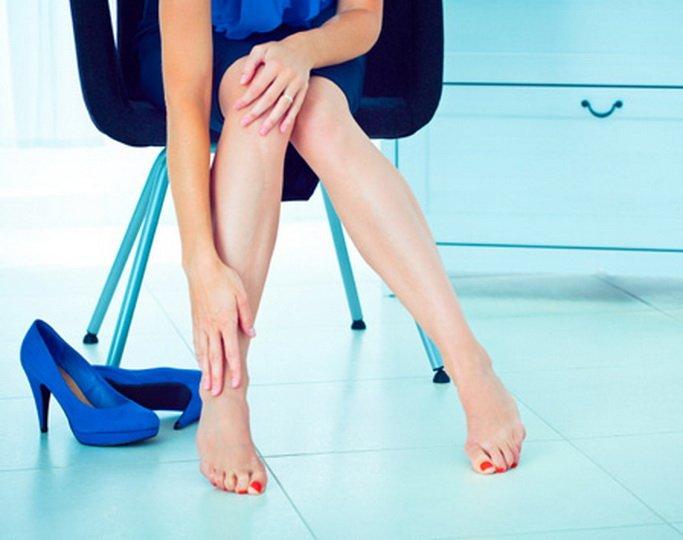 Как выбрать мазь для ног от усталости и боли?