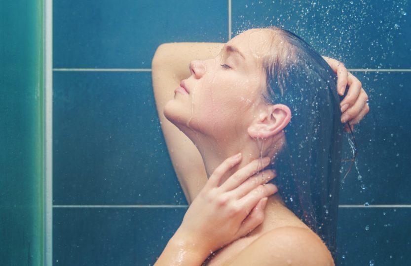 Лечение варикоза контрастным душем