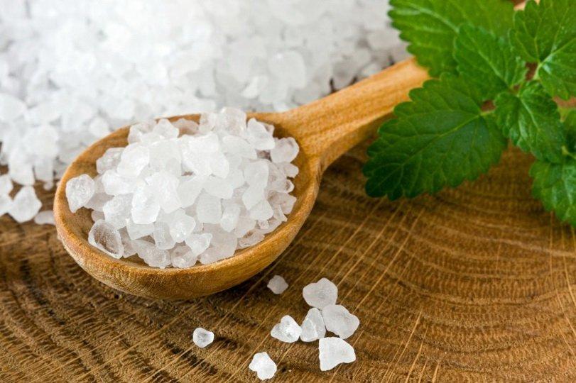 Варианты использования морской соли от целлюлита
