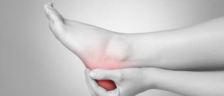 Ушиб кости стопы симптомы