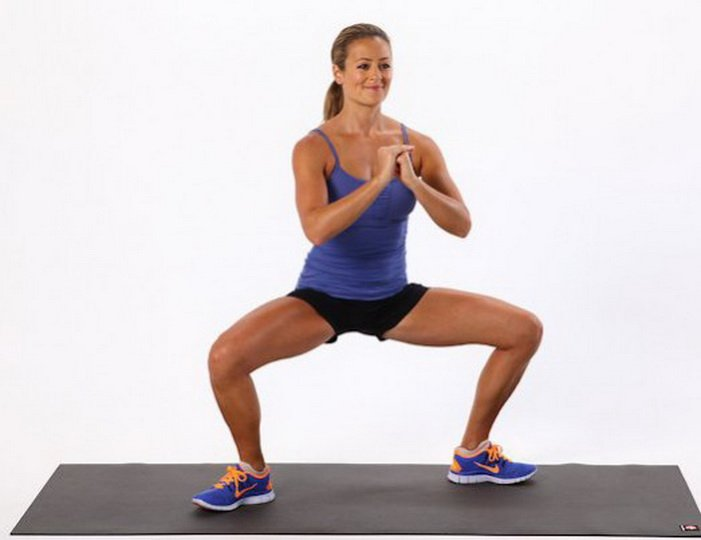 Эффективные упражнения для внутренней поверхности бедра