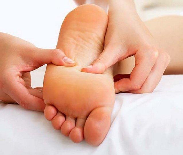 Техника массажа ног в домашних условиях