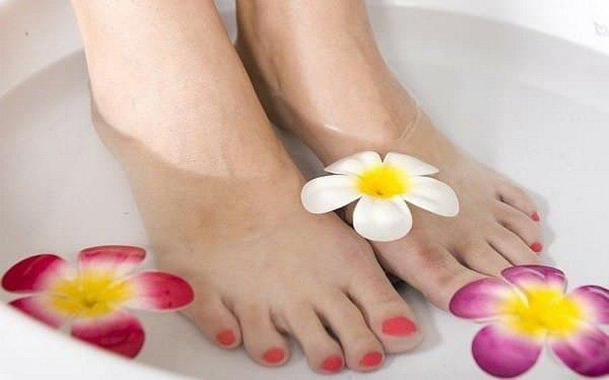 Рецепты масок для ног в домашних условиях