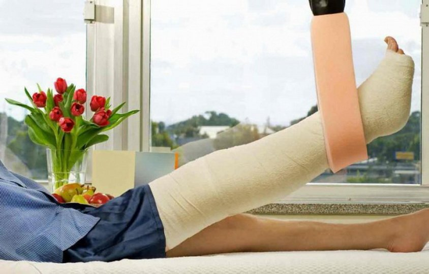 Как лечить ушиб стопы в домашних условиях?
