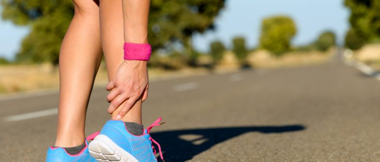 Тянущая боль в икрах ног причины