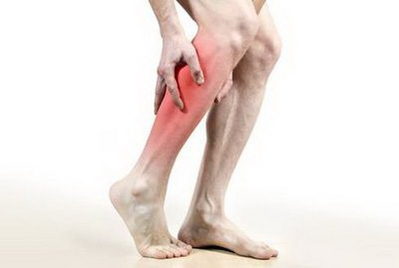 Боль в ногах ввиду недостатка кальция