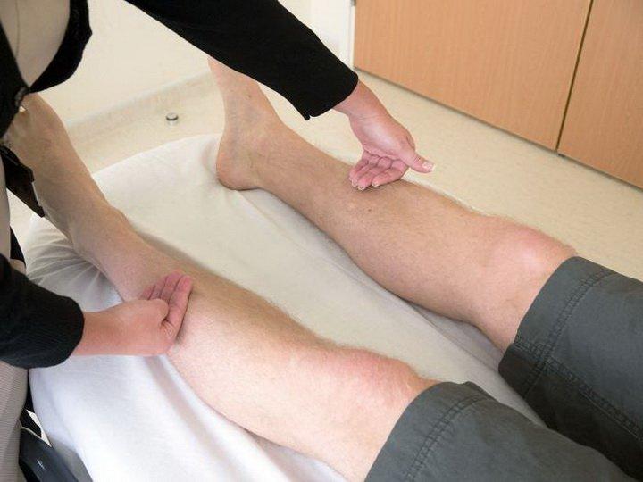 Облитерирующий атеросклероз сосудов ног
